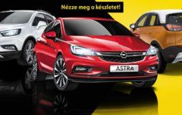 Találja meg egyénisége Opeljét!