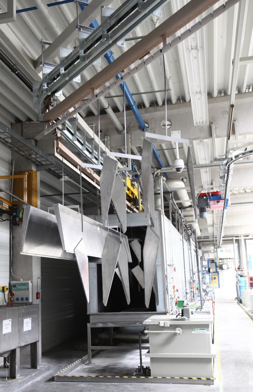 Minőségi előkezelő gépek gyártása
