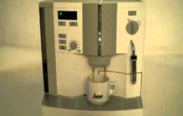 Fogyasszon kávét első osztályú automata kávégépből!