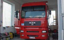 Teljes körű kamionszerviz Öskün