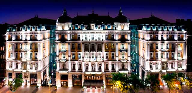 A szállodák ellátója