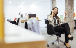 Miért válasszunk ergonomikus irodaszéket?