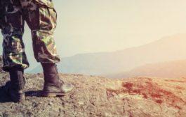 A katonai ruhák elterjedése