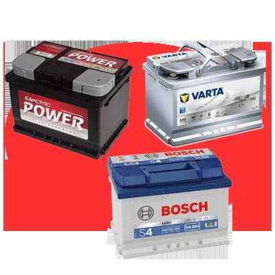 A munkagépekben használt akkumulátorok fajtái