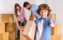 A költözéssel járó részfeladatok
