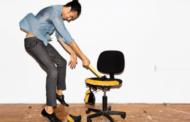 Segítség, eltört a szék!
