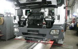Pótkocsik és teherautók javítása és mentése