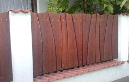 A fakerítések előnyeiről