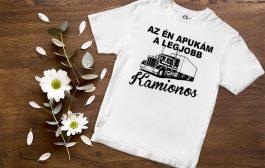 Ajándékozzon egyedi pólót szeretteinek!