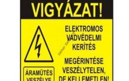 Figyelmeztető táblákra van szüksége?