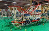 Jó hangulatú Lego építés az egész családnak