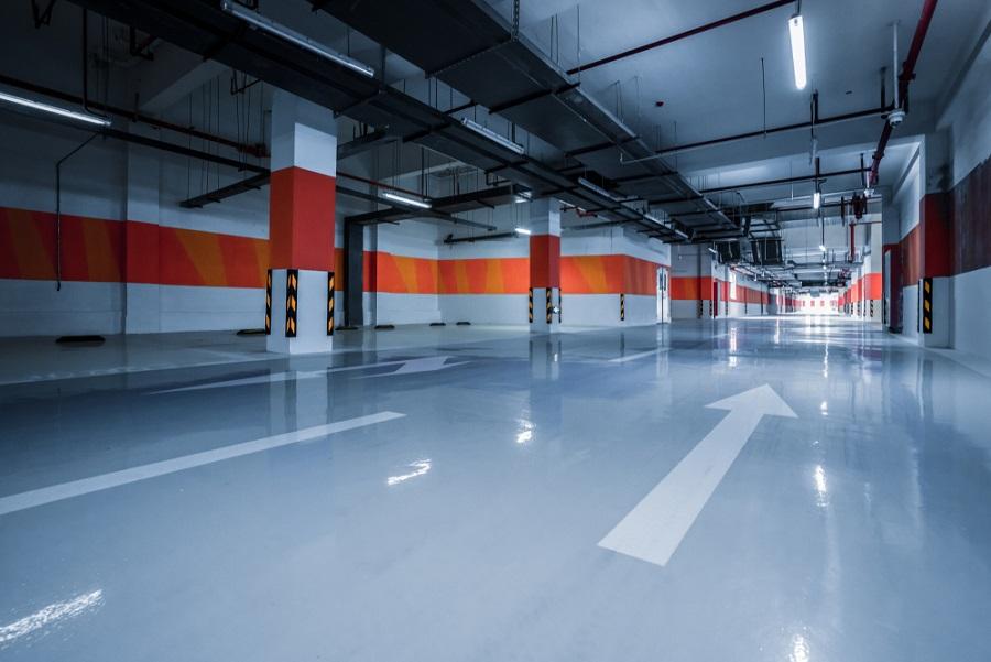 Bármire lehelyezhető műgyanta padló