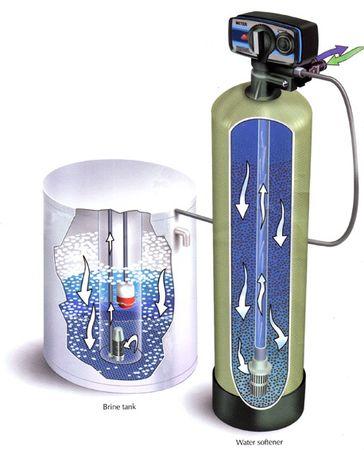 A vízkezelő berendezések használata mellett csökken a vízkőlerakódás esélye is