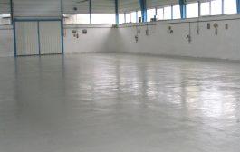 Műgyanta padló ipari területre? Jó választás!