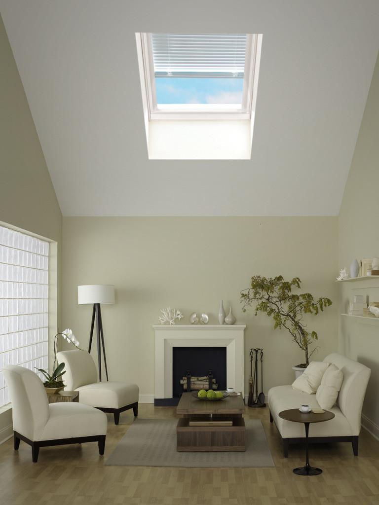 A tetőablakok az Ön otthonát is fényesebbé teszik