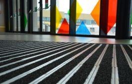 Tisztaságvédelem szőnyeggel