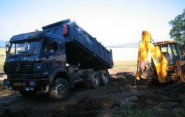 Precíz földmunkás szolgáltatások építkezésén!