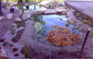 A kerti tavak szigetelőanyaga
