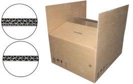 Egyedi dobozok hullámpapírlemezből