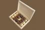 Bonbonos dobozok a kézműves édességek mutatós csomagolásához
